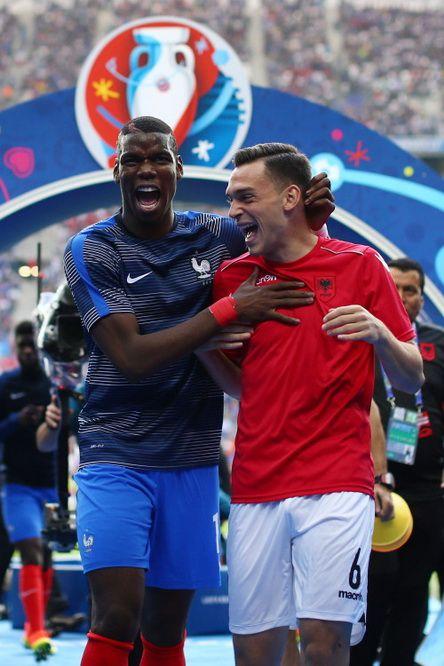 Acheter Maillot de foot pas cher 2016 2017: Maillot de foot POGBA France Euro 2016