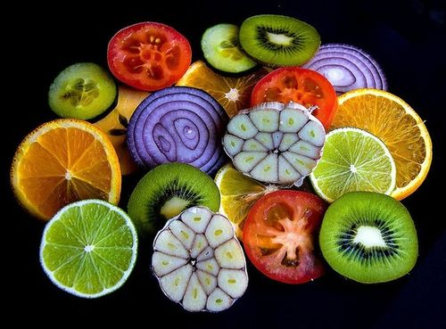 the beauty of food...isn't this gorgeous! I try to use food for inspiration alot