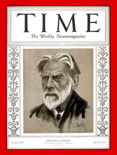 Robert Bridges -- Dec. 2, 1929