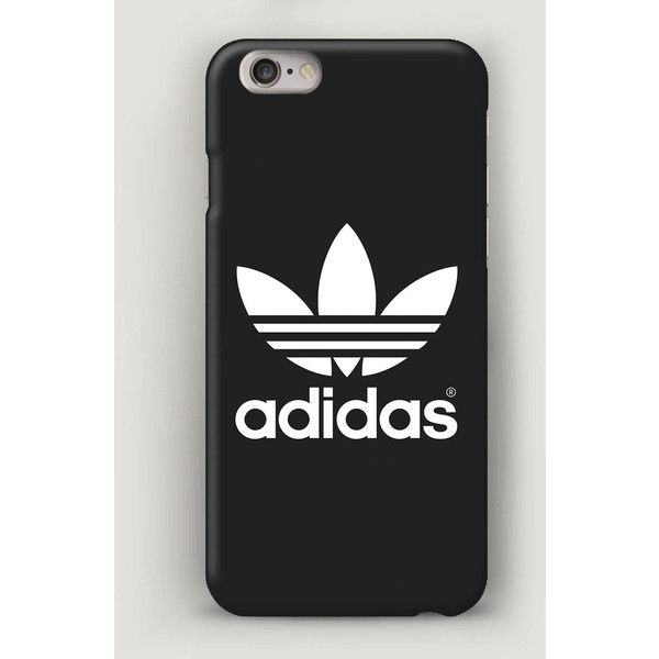 free shipping 71c12 5d07b Black iPhone 7 Case Adidas, iPhone 6S Case, iPhone 6 Plus Case ...