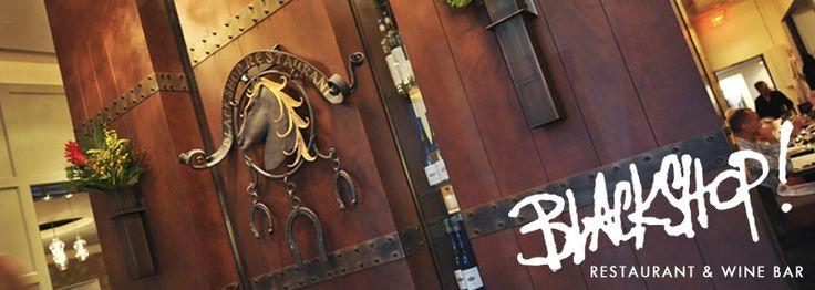 Blackshop Restaurant, Cambridge