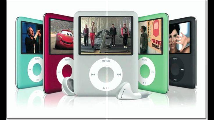 iPod history (2001 - 2010) HD