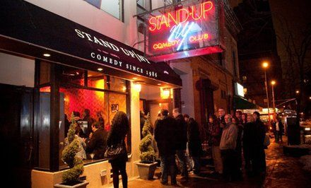 image for Stand Up NY – Up to 78% Off Comedy