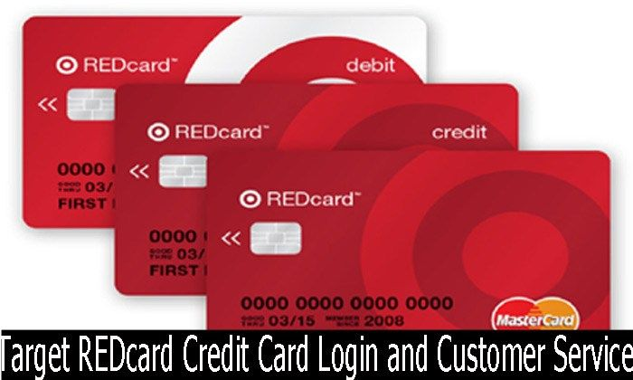 Target Redcard Credit Card Login And Customer Service Credit
