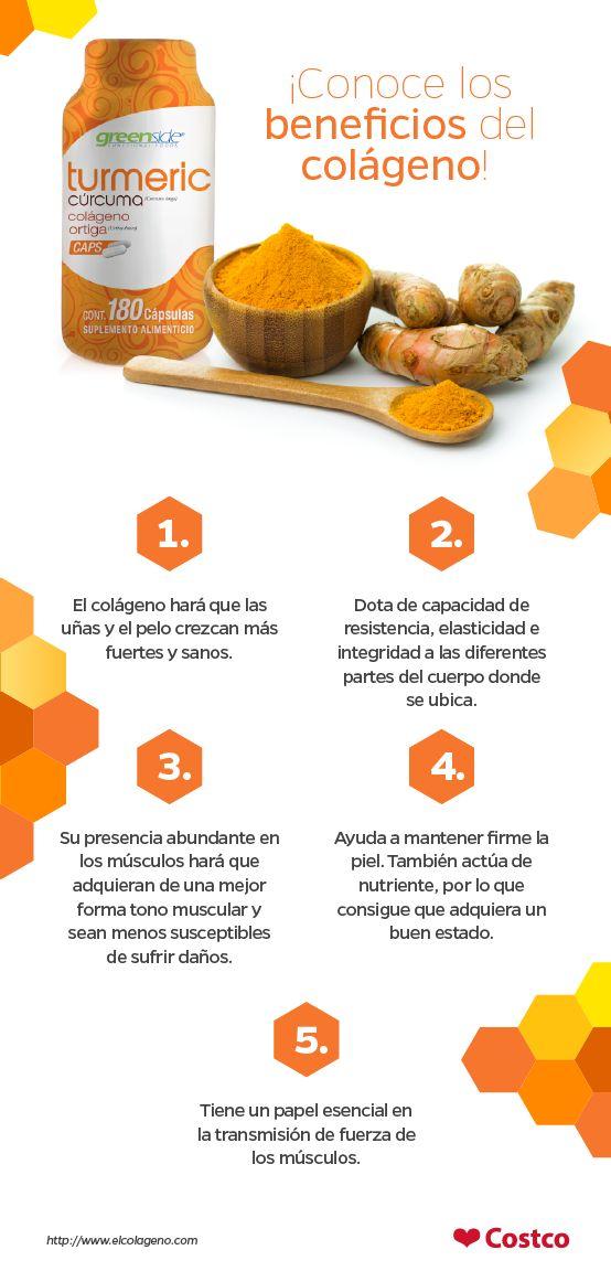 Consumir colágeno tiene enormes beneficios para tu salud. ¡Descúbrelos!