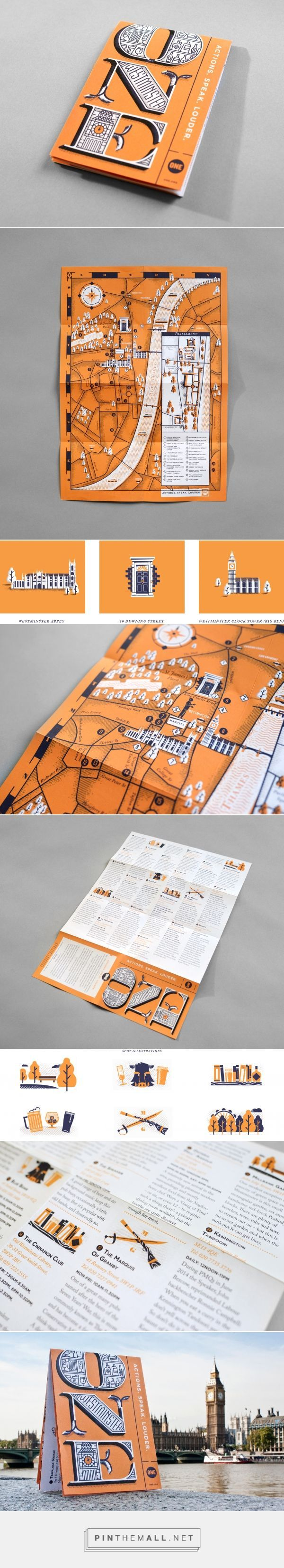 ONE Westminster - Map - Herb Lester Associates on Behance - created via http://pinthemall.net