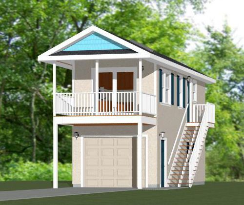12x32 Tiny House 12x32h9b Houses Pinterest Tiny