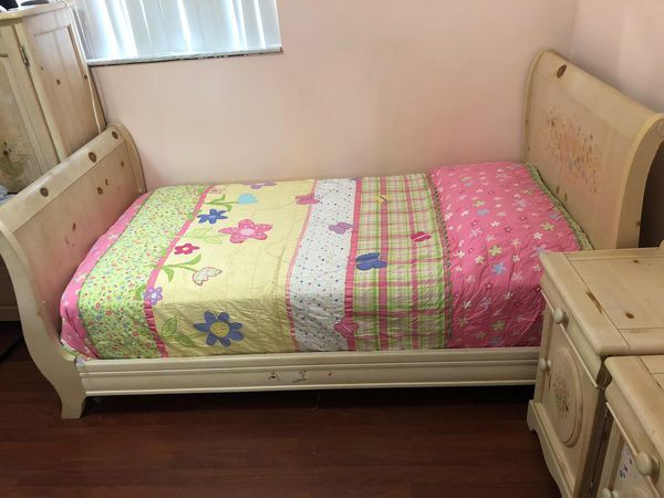 Girl Bedroom Set Twin Size 290 Kendall For Sale In Miami Fl