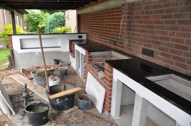 MeMyself's Aussenküche Die BBQPit-Outdoorküche - Außenküche-MeMyself's Aussenküche-Gartenkueche252