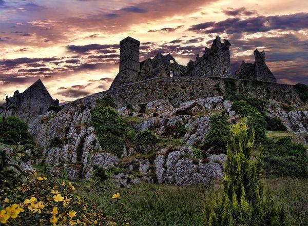 Rock of Cashel - Ireland