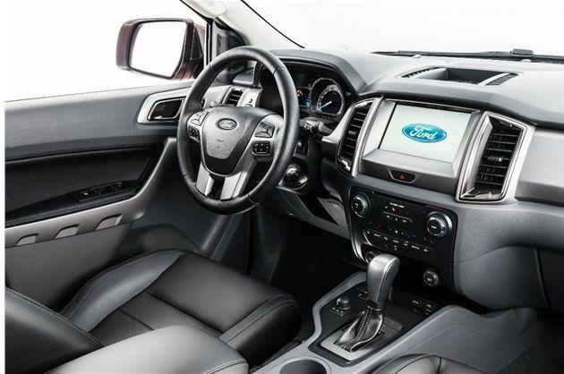 2019 Ford Ranger Styling Design