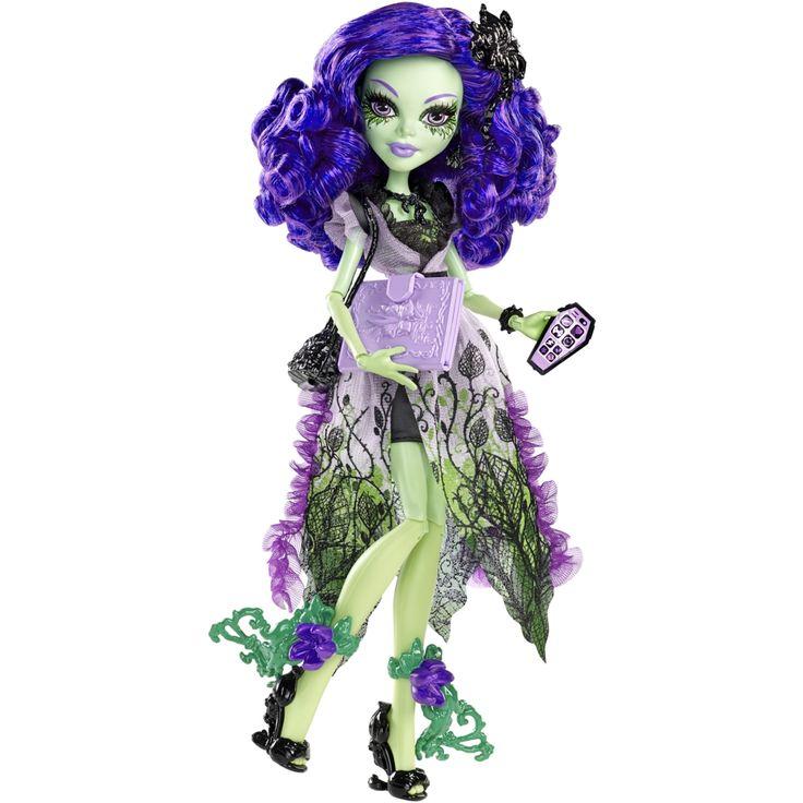 Have: MONSTER HIGH® Amanita Nightshade™ Doll - Shop.Mattel.com
