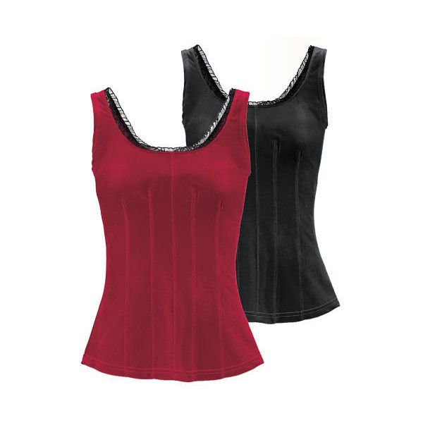 Velvet Corset Women's Top Size 1X Black ($70) ❤ liked on Polyvore featuring tops, plus size, plus size corset, velvet corset, long black top, womens plus tops and women plus size tops