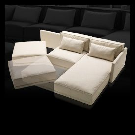 Reclining Sofa Milano Bedding Divani letto u sofa beds Italian quality