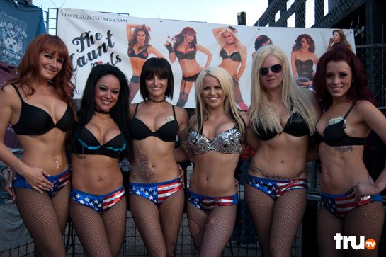 Meet the Flaunt Girls! | #Sturgis 2012