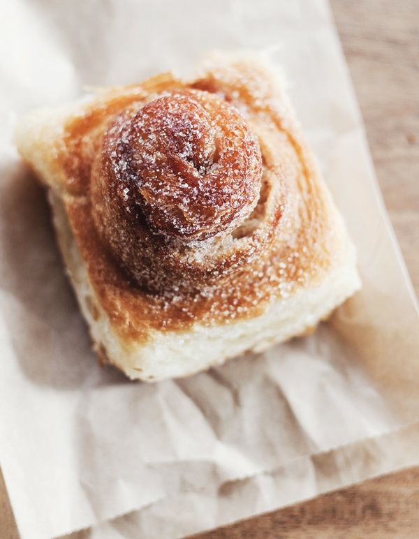 Good buns are necessary, on men and at meals. (Tartine Bakery Morning Bun)