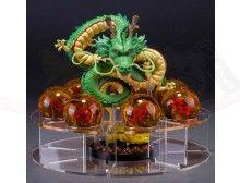 Action Figure do Dragon Ball Dragão com as Esferas 15 cm