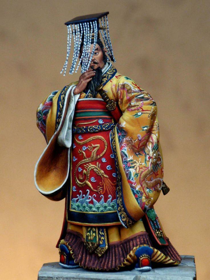 Art Girona -... Terracotta Army Qin Dynasty 210 Bc Art