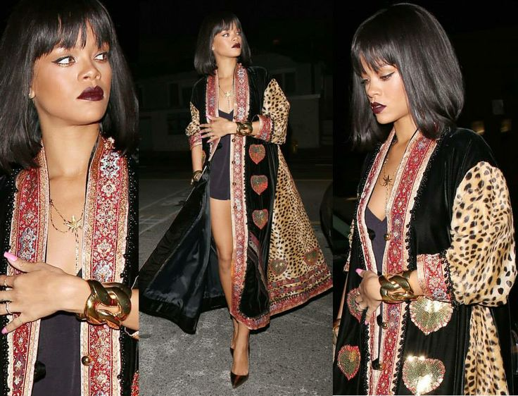 Rihanna Fashion Pinterest