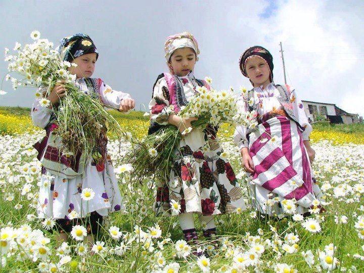 Yayla kızları karadeniz turkiye Plateau Girls from Black Sea Region