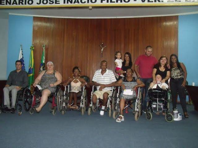 COMO TER UM MUNDO MELHOR: RJ: Mesquita realiza audiência pública sobre os direitos da Pessoa com Deficiência