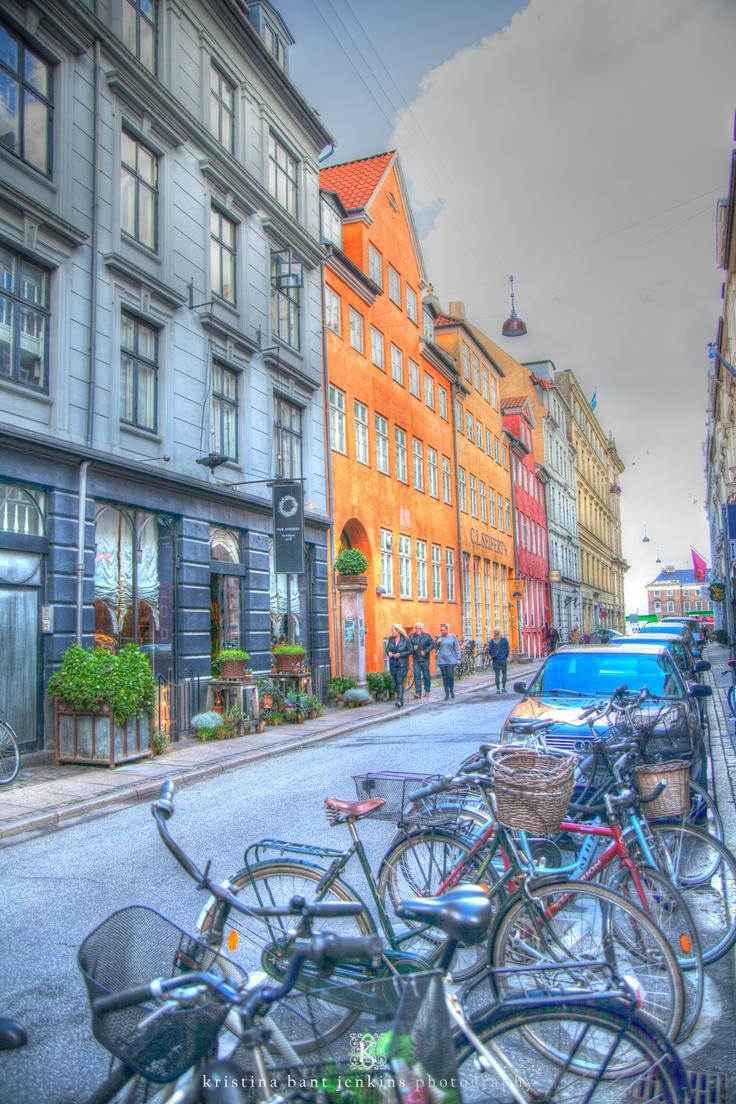 Copenhagen, Denmark. © Kristina Bant Jenkins