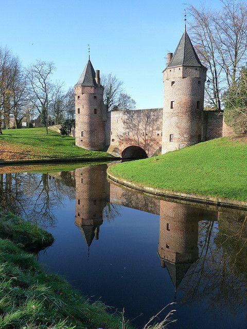 Waterpoort Monnikendam, Amersfoort, Netherlands