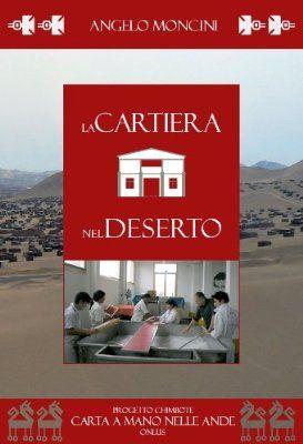 La Cartiera nel Deserto è disponibile su Amazon in versione Kindle