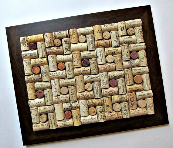 1000 images about wine cork crafts on pinterest for Crafts to make with wine corks