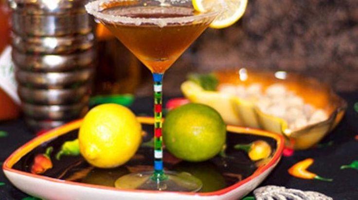 El Chupacabra Martini Recipe — Dishmaps