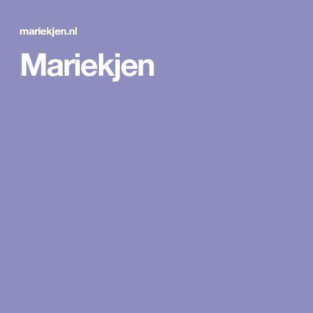 Mariekjen