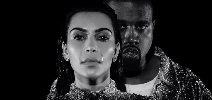 "Weird? Bizarre? Cool? Artistic? It's a combination of all of the above in Kanye West's ""Wolves"" music video featuring Vic Mensa and Sia."