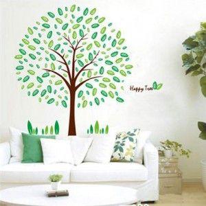 Happy Tree Kids Decor Wall Sticker