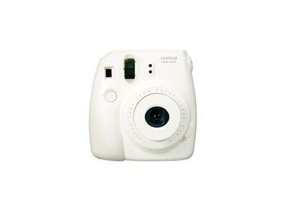 133508 Fujifilm 310111043 Fujifilm Instax Mini 8 Hvit Instant Filmkamera 62x46mm bilder