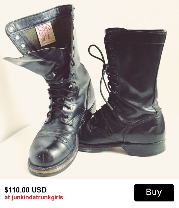 25 best ideas about paratrooper boots on