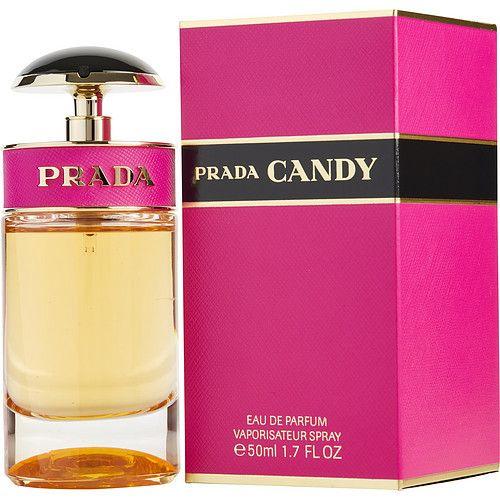 PRADA CANDY by Prada EAU DE PARFUM SPRAY 1.7 OZ (NEW PACKAGING)