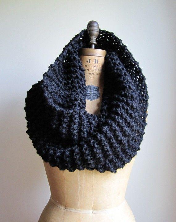 cozy knit!