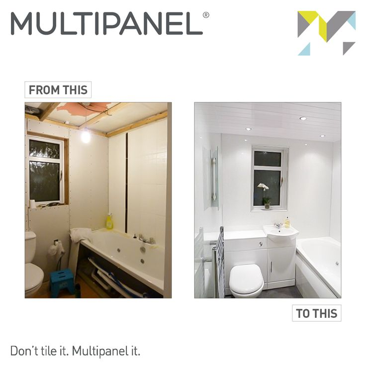 #TransformationTuesday Multipanel, the home of beautiful interiors.  Completely transform your interior with minimal maintenance & alluring aesthetics.  www.multipanel.co.uk