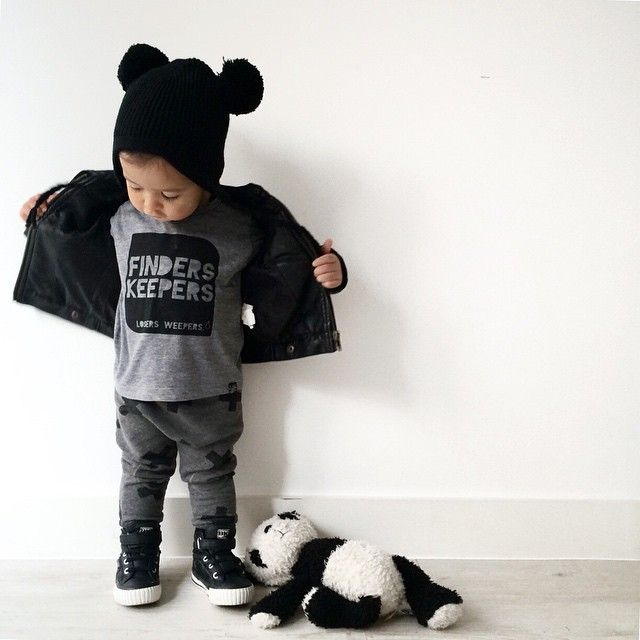 Tee @little_adi_co | Trousers @zara__kids | Hat #hmkids | Trainers #sportsdirect | Jacket @joefresh""