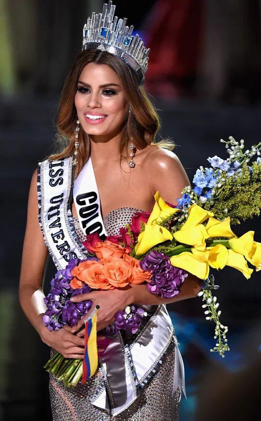 Esto fue lo que dijo Miss Colombia luego de perder la corona del Miss Universo   E! Online Latinoamerica   Mexico