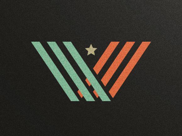 Logos baseados em figuras geométricas-Des1gn ON - Blog de Design e Inspiração.