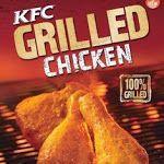 KFC Grilled Chicken dan Zuppa Soup Info