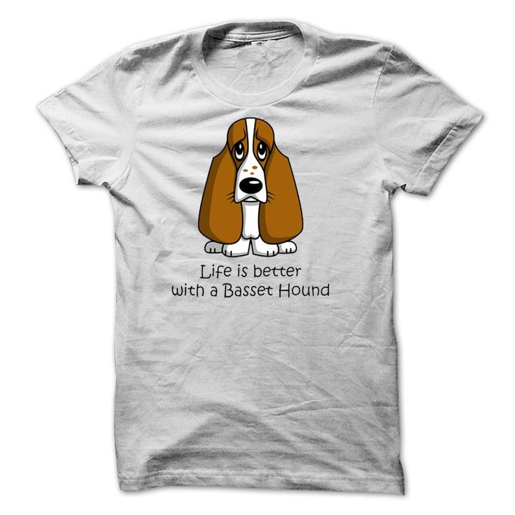 BASSET HOUND T shirt, Basset Hound Tee, Basset Hound T-shirt,Basset Hound Gifts,Basset Hound Gift,Basset Hound Tshirt,Basset Hound tops,dog