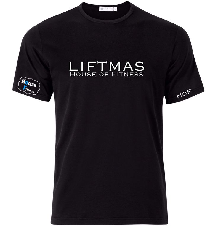 Our LIFTMAS gymwear tshirt