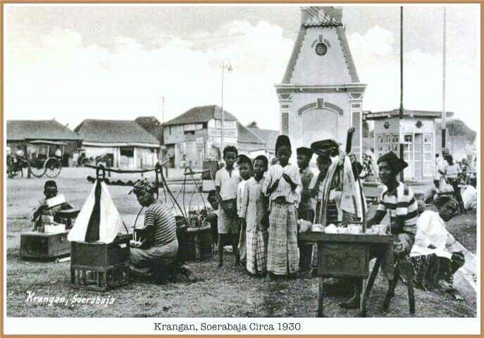 Gardu ANIEM di Kranggan circa 1930 Wiwien Lasito saved to Sejarah Soerabaia