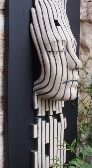 Manolis Patramanis, Ceramic Sculpture Art, Kouroupis, Koutouloufari, Greece