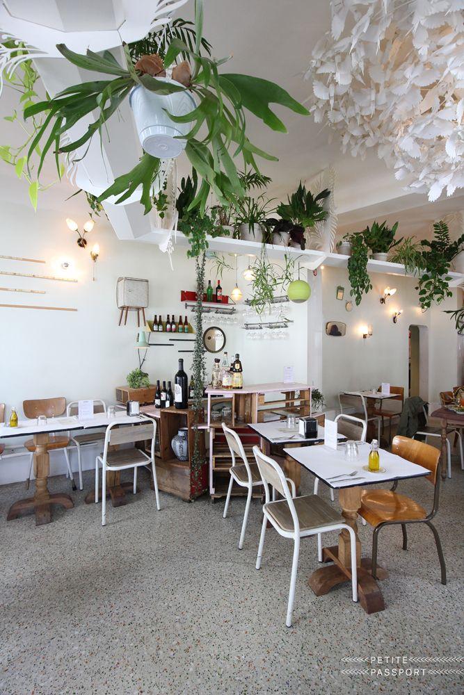 trendy restaurant Rutabaga in brussel