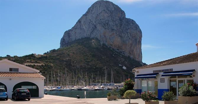 Peñón de Ifach, Calpe - Alicante (Espagne)