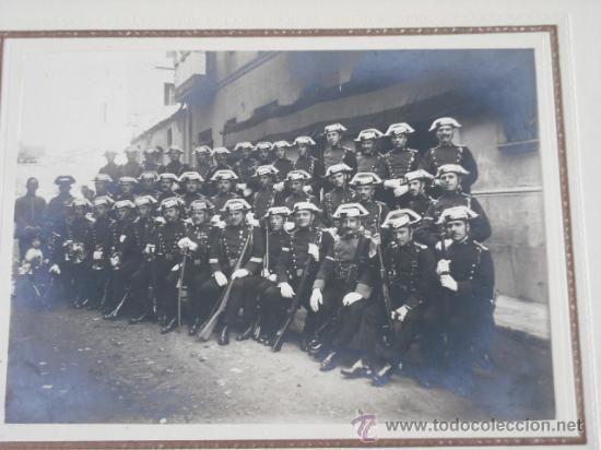 Guardia civil 1916 Bossost.Lerida .Spain .