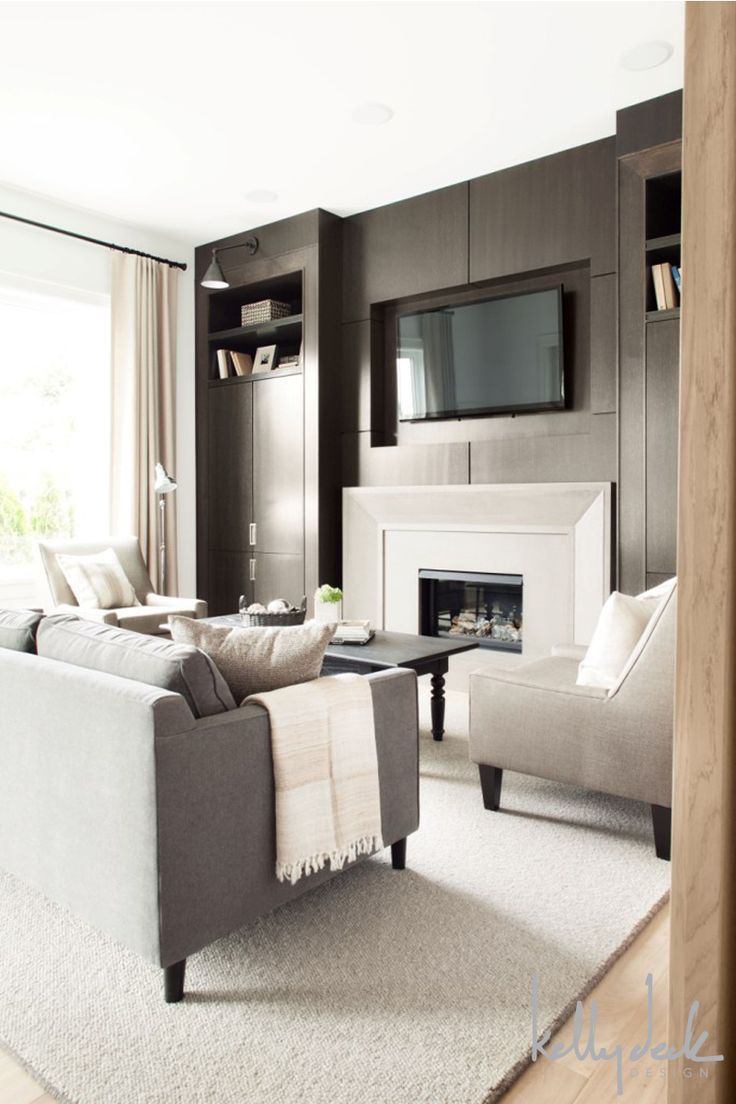 229 best Fireplaces images on Pinterest